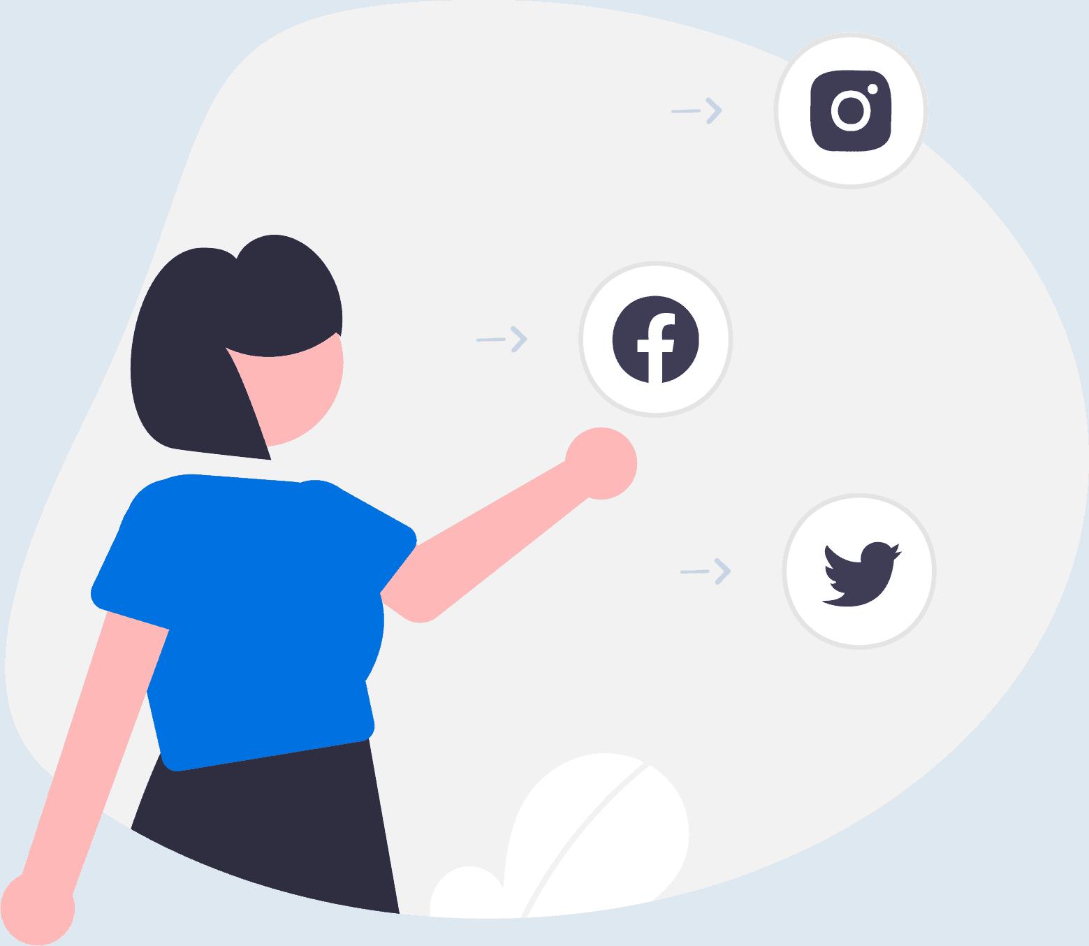 Intuitive IT builds social media integrations