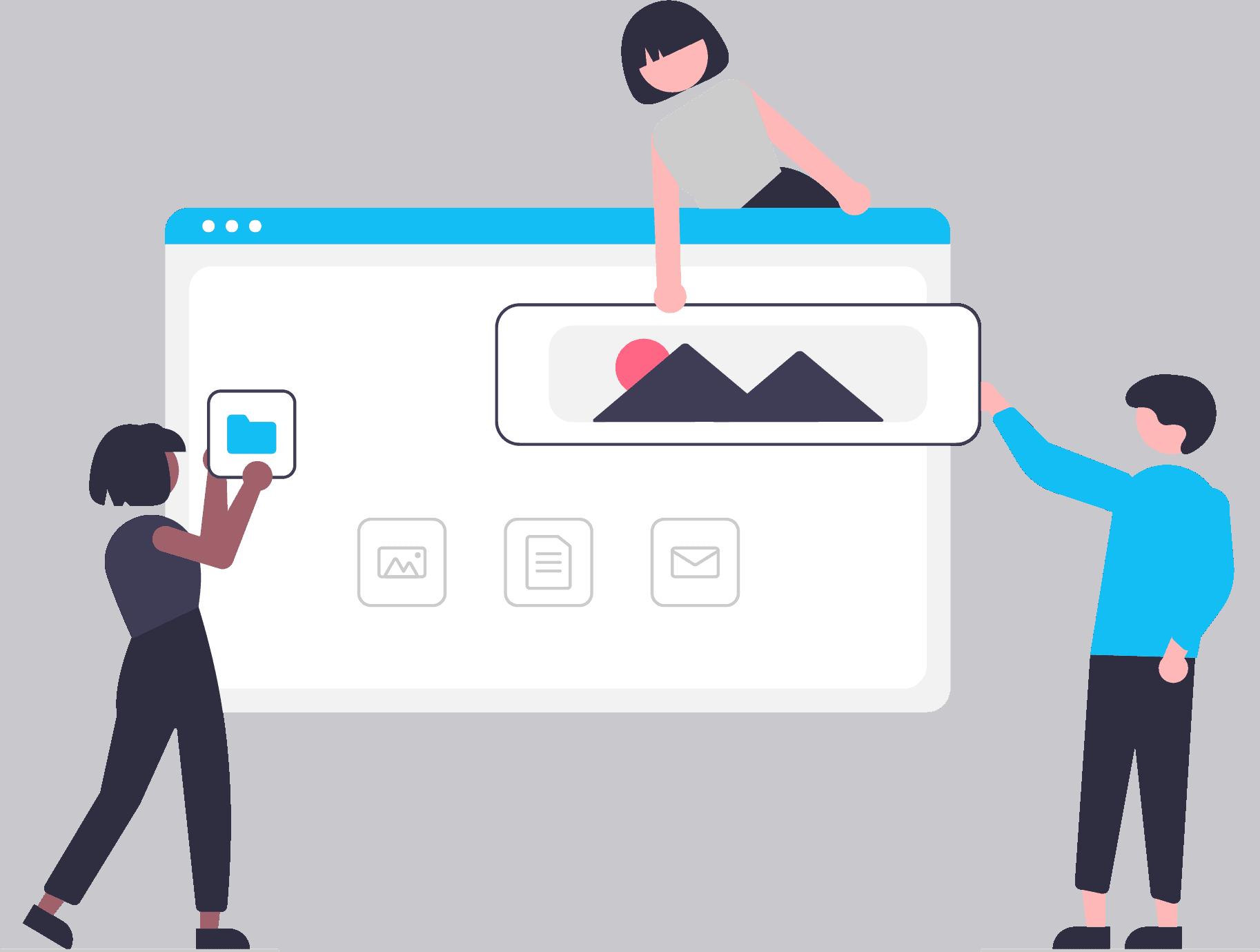 Intuitive IT - Building websites